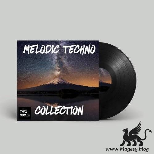 Melodic Techno Collection WAV MiDi
