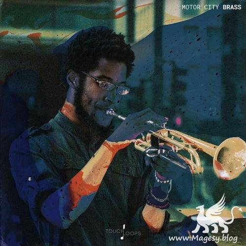 Motor City Brass WAV-DiSCOVER