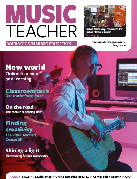 Music Teacher May 2020