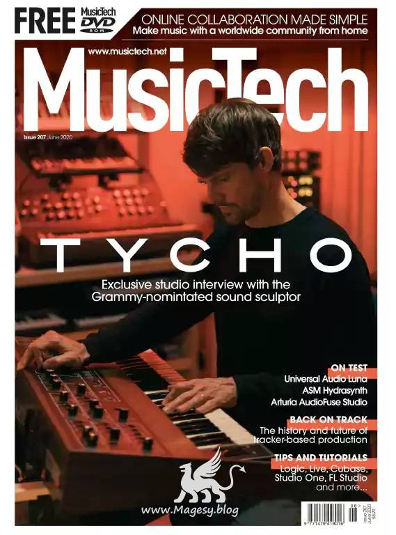 MusicTech - June 2020