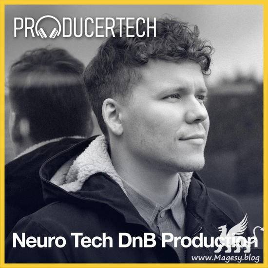 Neuro Tech DnB Production TUTORiAL-DECiBEL