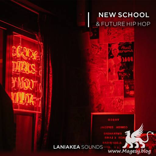 New School And Future Hip Hop WAV-DiSCOVER
