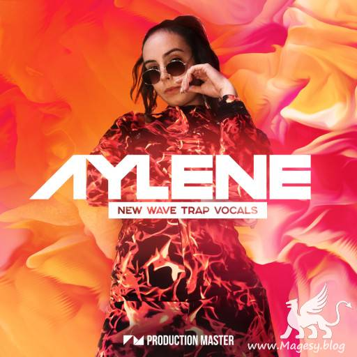 Aylene: New Wave Trap Vocals WAV