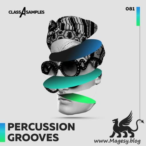 Percussion Grooves WAV