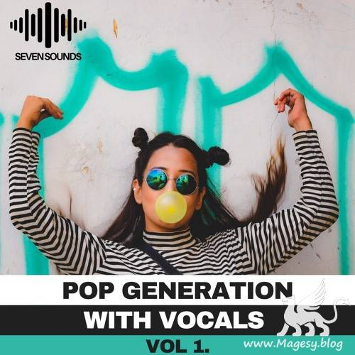Pop Generation With Vocals WAV MiDi SPiRE-DiSCOVER