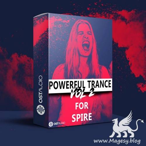Powerful Trance Vol.2 For SPiRE-DiSCOVER