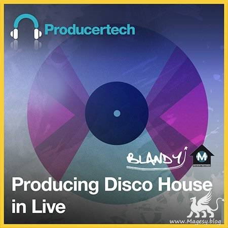 Producing Disco House In Live TUTORiAL