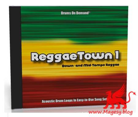 Reggaetown Volume One 24bit WAV