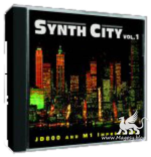 SYNTH CiTY Vol.1 AKAi 2CDs-TZ7iSO