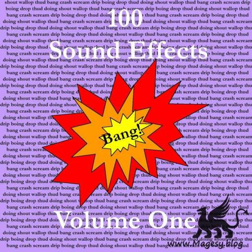 Sound Effects - 100 Sound Effects, Vol. 1 [Flac]