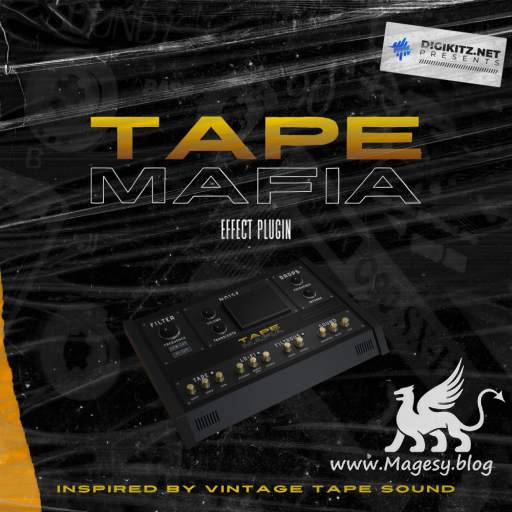 Tape Mafia v1.0 VSTi x86 x64 RETAiL WiN MAC-SYNTHiC4TE