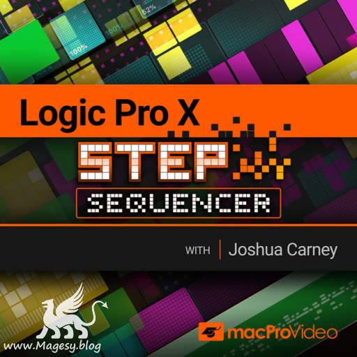 The Step Sequencer Logic Pro X TUTORiAL