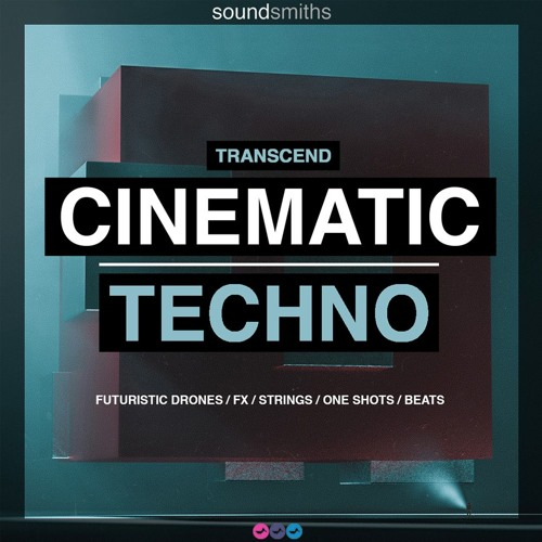Transcend: Cinematic Techno WAV MiDi-DISCOVER