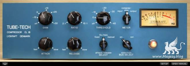 Tube-Tech CL 1B v1.0.3 VST RTAS WiN-AiR