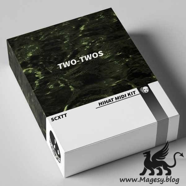 Two-Two's (HiHAT MiDi KiT)