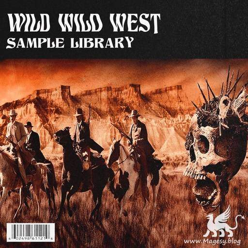 Wild Wild West Sample Library WAV