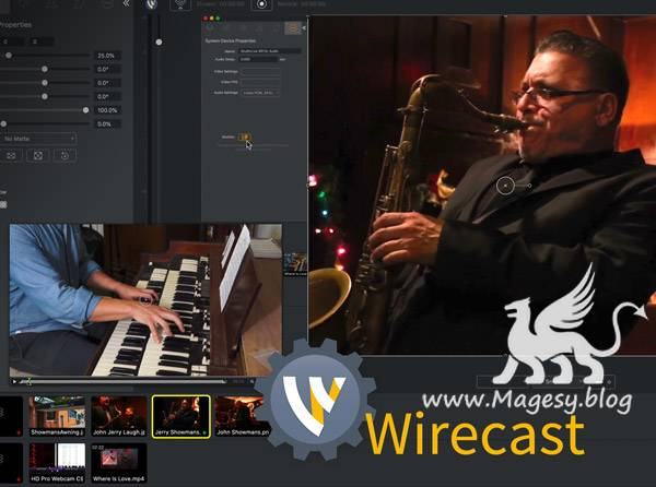 Wirecast Getting Started TUTORiAL