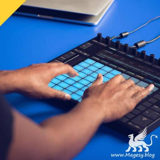 Workflow Techniques with Ableton Push TUTORiAL