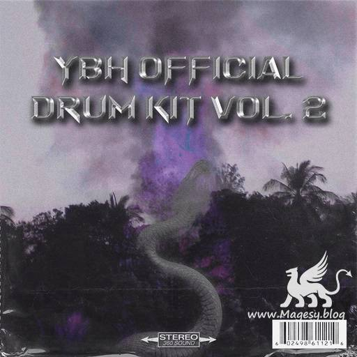 YBH Official Drum Kit Vol.2 WAV FLP