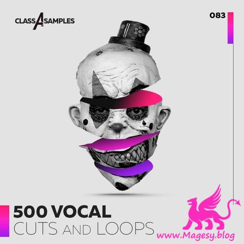 500 Vocal Cuts and Loops MULTiFORMAT