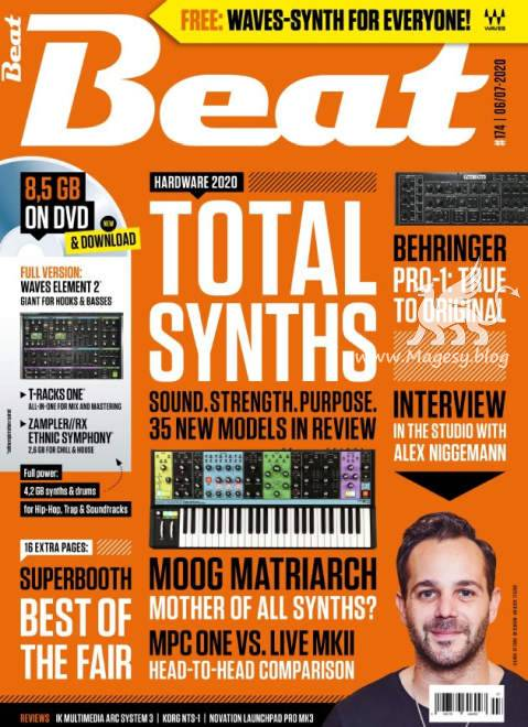 BEAT Magazin June 2020