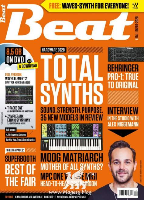 BEAT Magazine June 2020 English