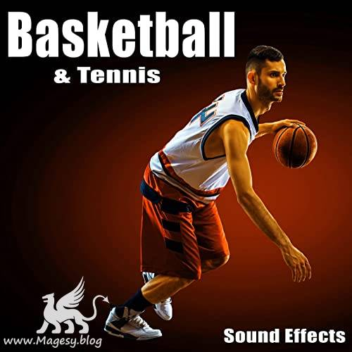 Basketball & Tennis Sound Effects FLAC