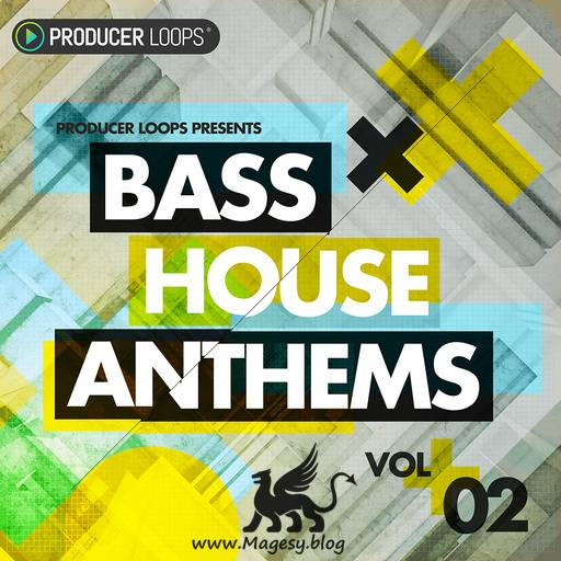 Bass House Anthems Vol.2 WAV MiDi