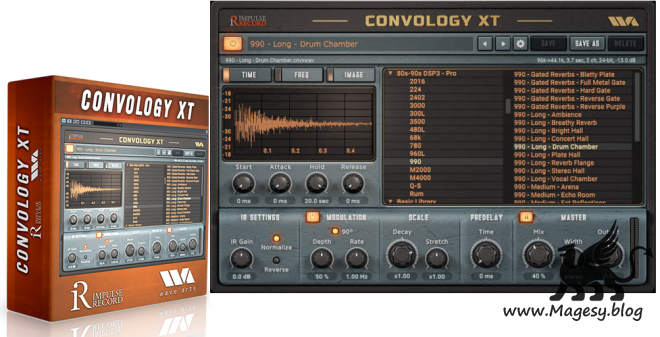 Wave Arts Convology XT Complete v1.18 WiN-V.R