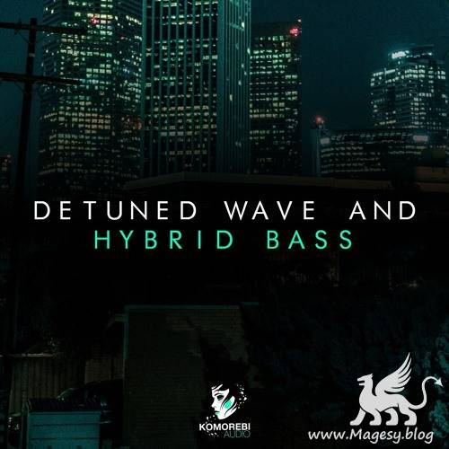 Detuned Wave And Hybrid Bass WAV-DiSCOVER