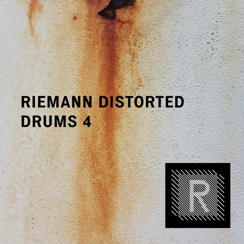 Distorted Drums 4 WAV-DECiBEL