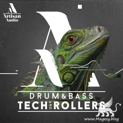 Drum and Bass Tech and Rollers MULTiFORMAT