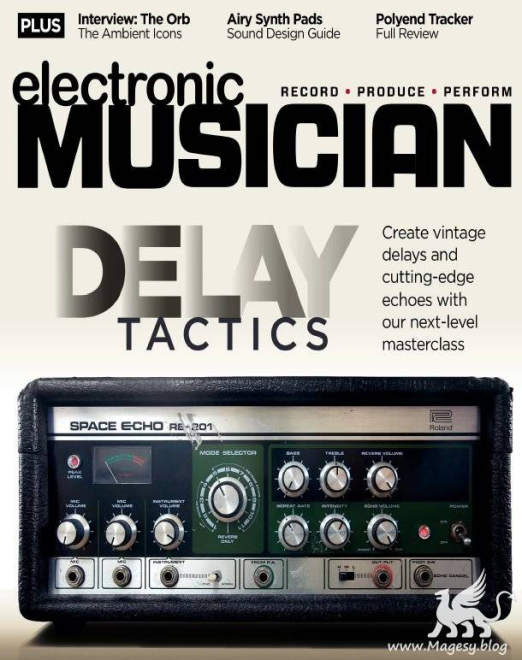 Electronic Musician August 2020