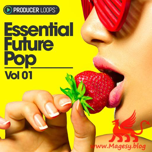 Essential Future Pop Vol.1 WAV MiDi