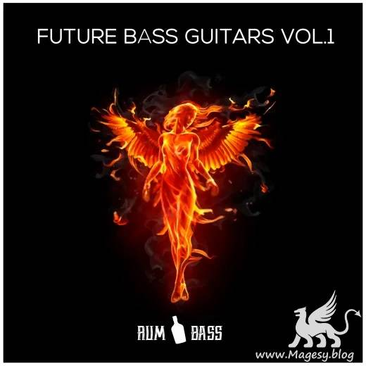 Future Bass Guitars Vol.1 WAV