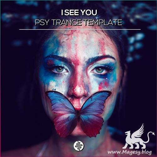 I See You Psy Trance TEMPLATES-DiSCOVER
