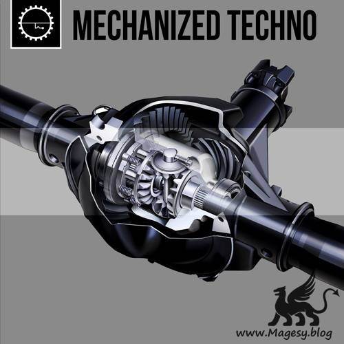Mechanized Techno WAV