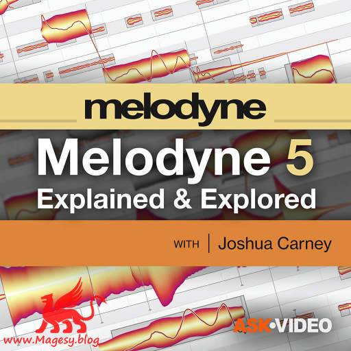 Melodyne 5 Explained and Explored TUTORiAL-SYNTHiC4TE