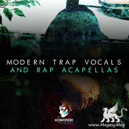 Modern Trap Vocals And Rap Acapellas WAV-DiSCOVER