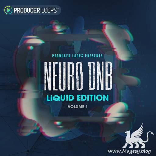 Neuro DnB Liquid Edition WAV MiDi