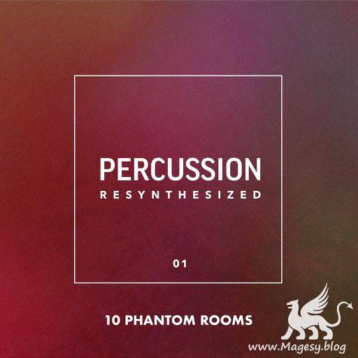 Percussion Resynthesized 01 WAV