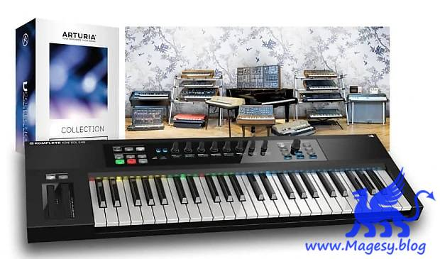 Piano and Keyboards Collection 2020.07 WiN CSE-V.R