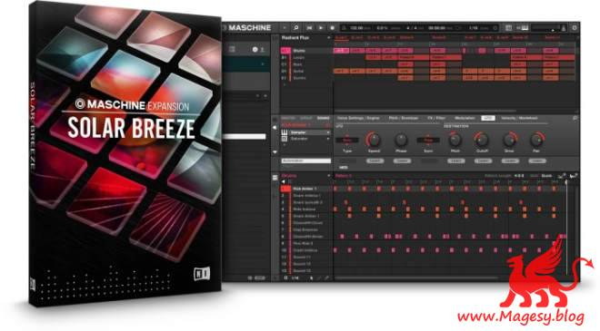 Solar Breeze v2.0.3 MASCHiNE EXPANSiON