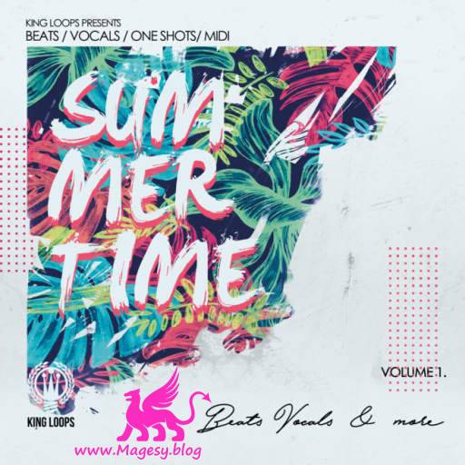 Summertime Beats And Vocals Vol.1 WAV MiDi-DiSCOVER
