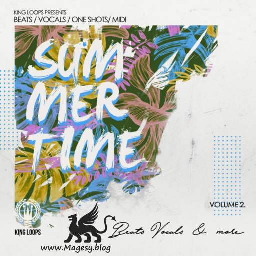 Summertime Beats And Vocals Vol.2 WAV MiDi-DiSCOVER