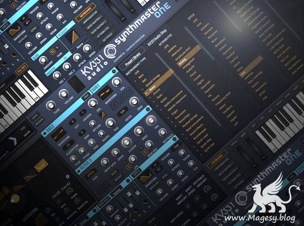 SynthMaster One Explained®
