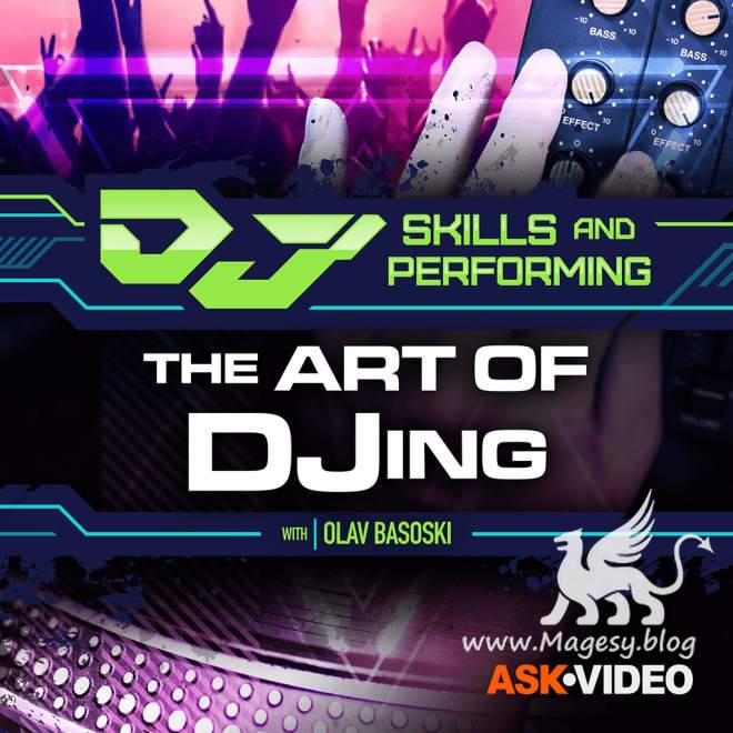 The ART of DJing TUTORiAL