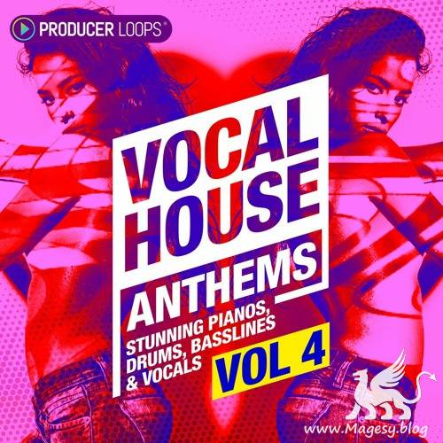 Vocal House Anthems 4 MULTiFORMAT