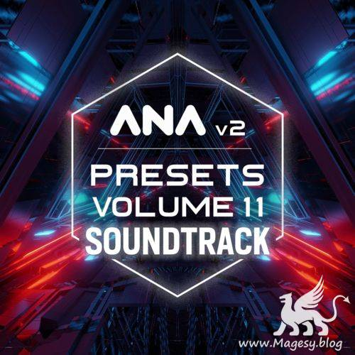 ANA 2 Presets Vol.11 Soundtrack-SYNTHiC4TE