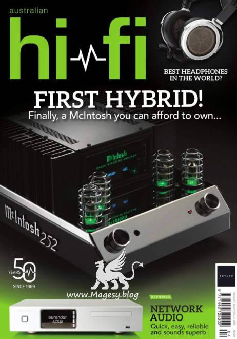 Australian Hi-Fi Magazine July/August 2020